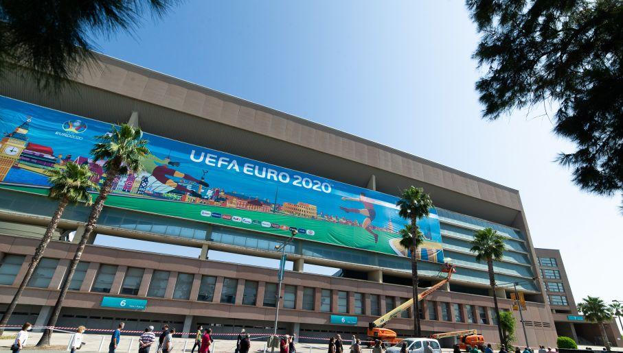 Stadion La Cartuja w Sewilli (fot. Getty Images)