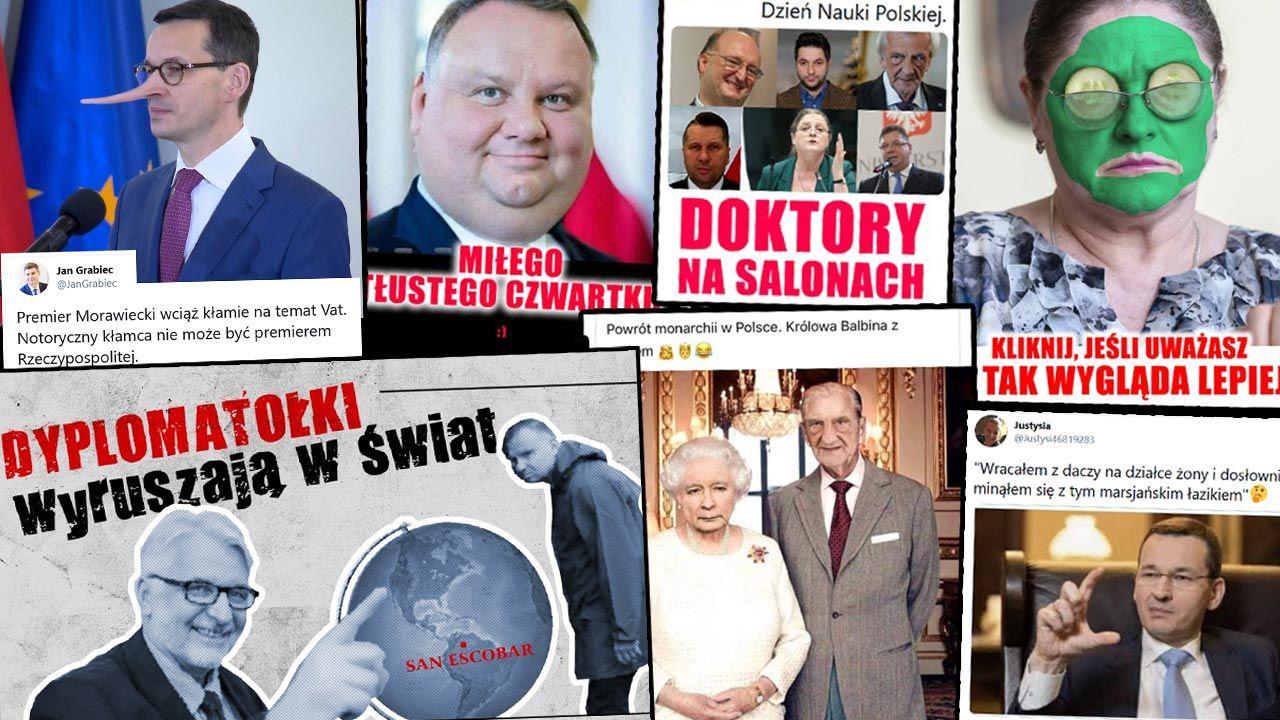 Polskę toczy plemienna wojna (fot. Facebook/sokzburaka)