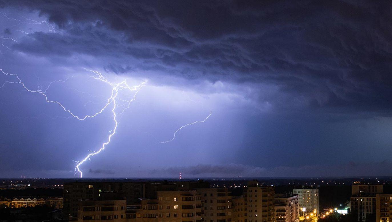 Prognoza pogody na środę (fot. Forum/Andrzej Hulimka)