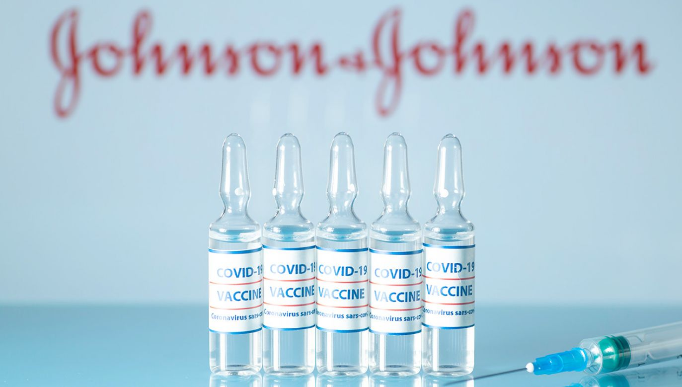 Szczepionki przeciwko koronawirusowi firmy Johnson & Johnson(fot. Shutterstock)