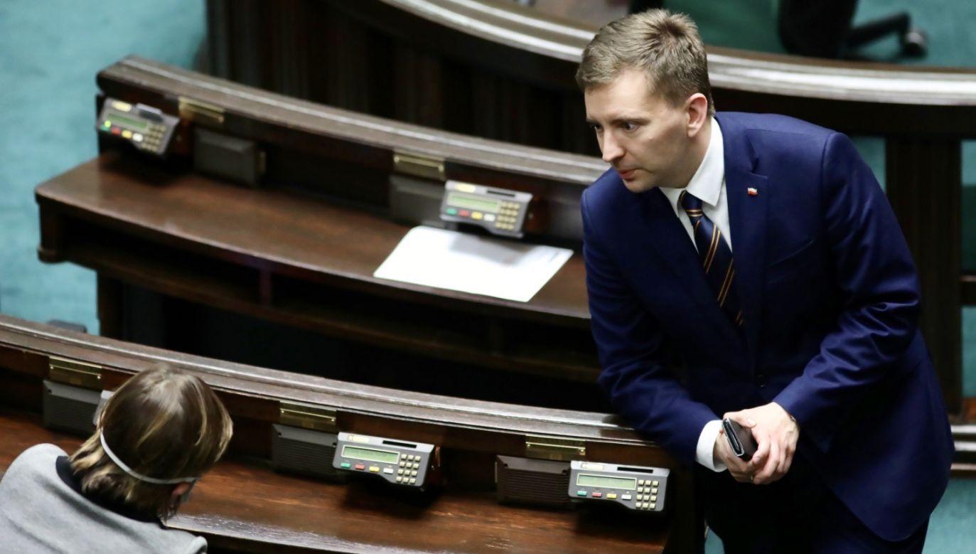 – UE przyznała naszym krajom rację – przypomina minister (fot. PAP/Leszek Szymański)