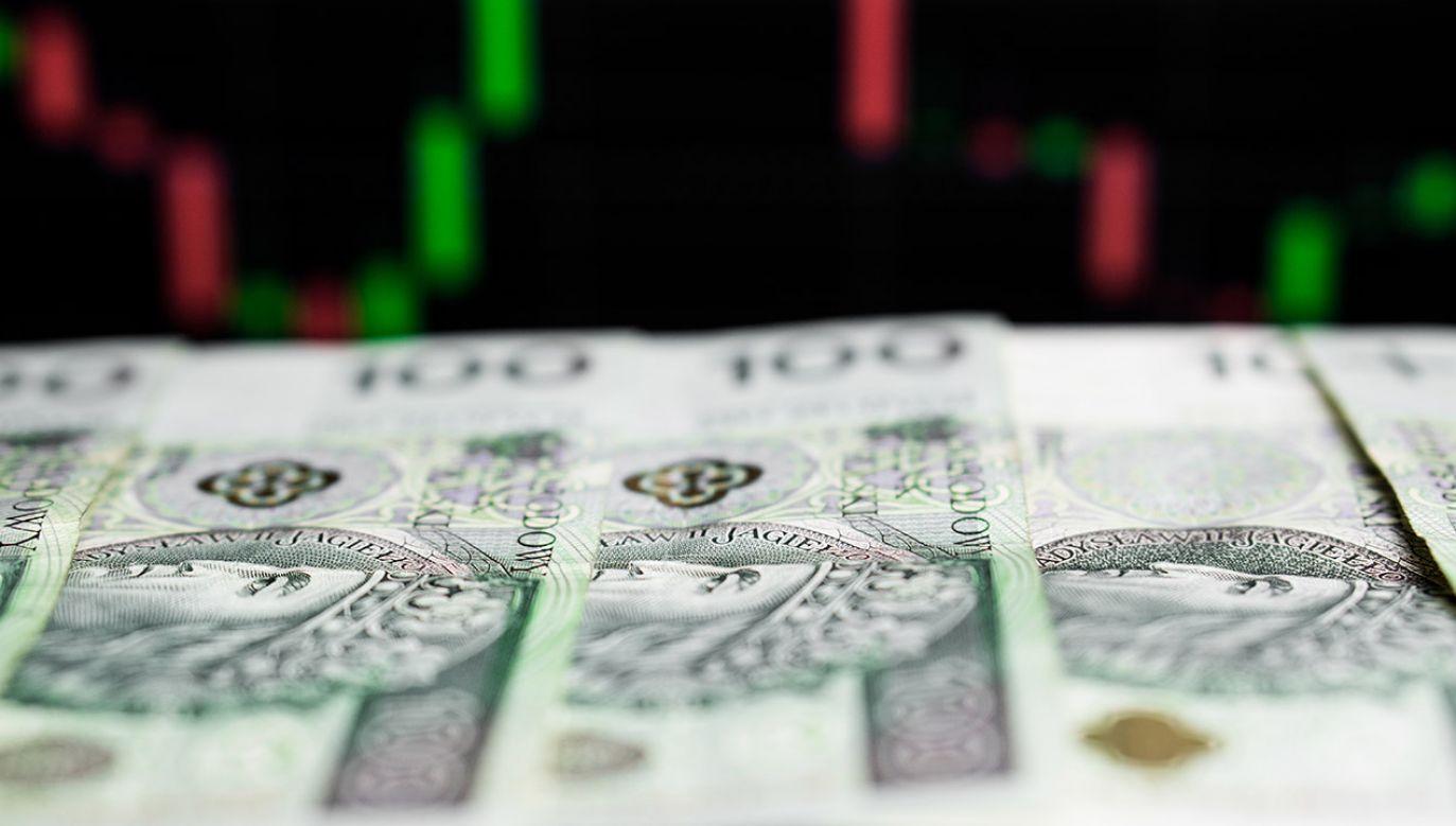 Dług publiczny Polski w pierwszym kwartale tego roku wyniósł 1,05 bln zł (fot. Shutterstock/Lukasz Wrobel)