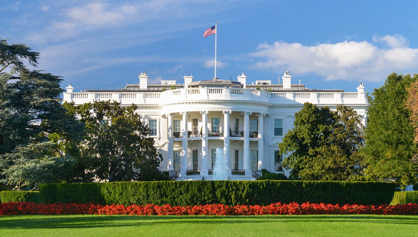 O sprawie poinformował Biały Dom (fot. Shutterstock/ Orhan Cam)