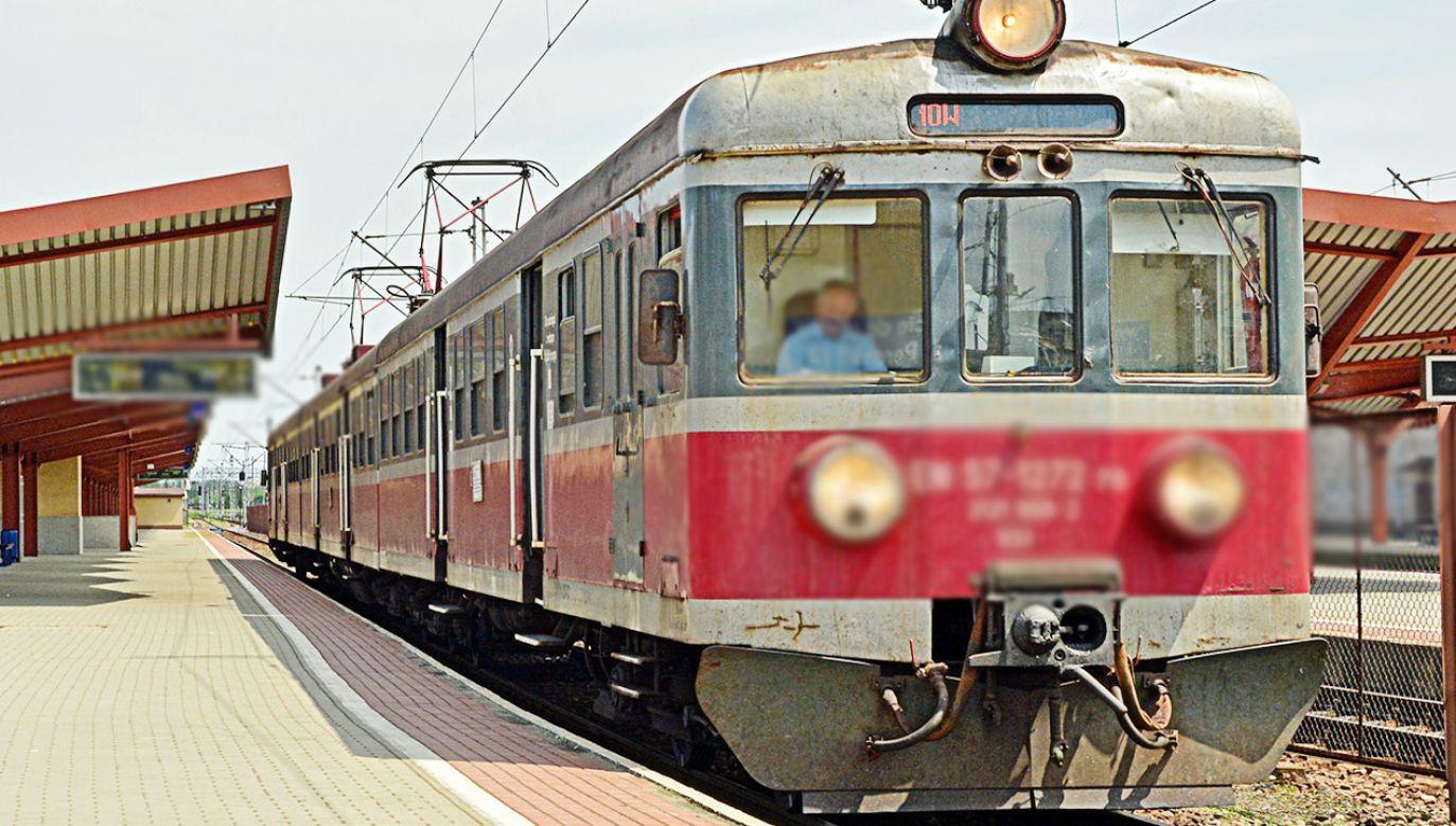 Za nastawnik jazdy siadł kierownik pociągu (fot. Shutterstock; zdjęcie ilustracyjne)