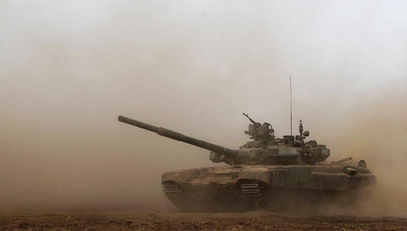 Francja przestrzega przed konsekwencjami  ewentualnego ataku (fot. PAP/EPA/MAXIM SHIPENKOV)