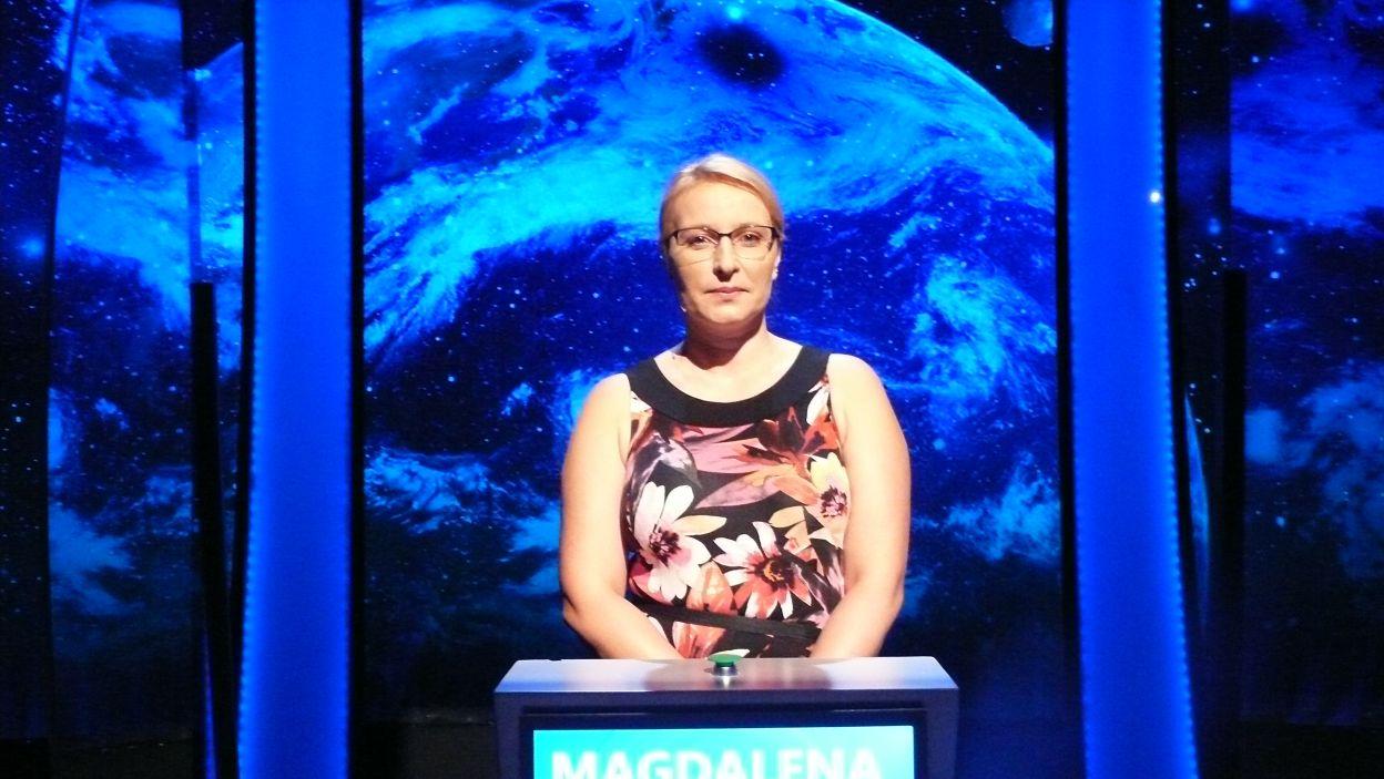 Pani Magdalena Kamińska wygrała 16 odcinek 120 edycji