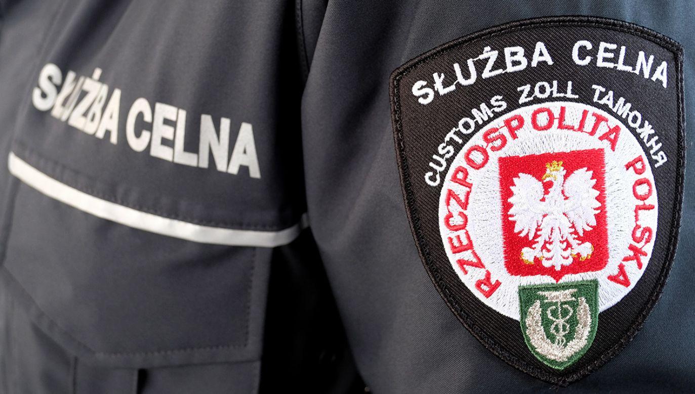 Zmiana dotyczy ok. 11 tys. funkcjonariuszy SCS (fot. arch.PAP/Darek Delmanowicz)