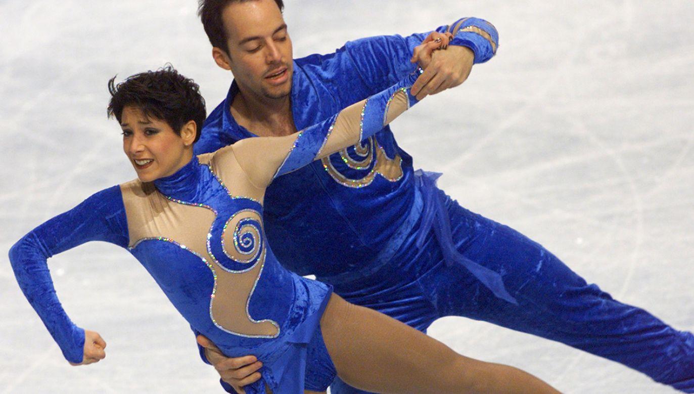 """""""Wszyscy wiedzieliśmy, co się dzieje"""" - Sarah Abitbol i Stephane Bernadis (fot. Reuters)"""