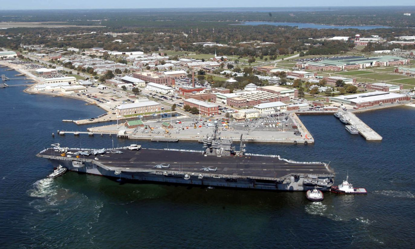 Lotniskowiec USS John F. Kennedy