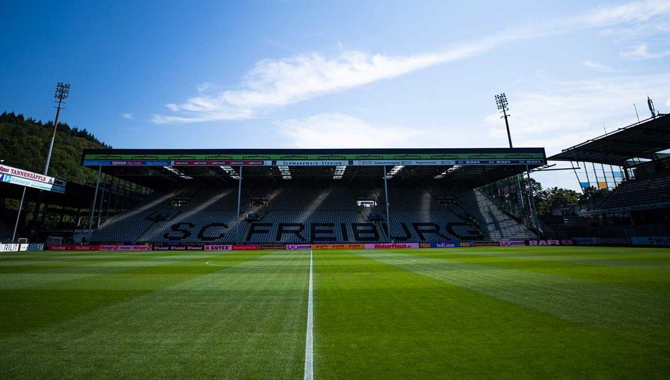 Obecnie SC Freiburg zajmuje szóste miejsce w tabeli Bundesligi (fot. Simon Hofmann/Bongarts/Getty Images)
