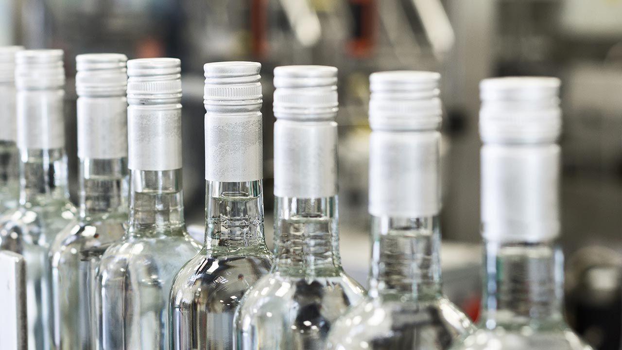 Atomik opracowany został z czarnobylskiej wody i pszenicy (fot. Shutterstock/Nordroden)