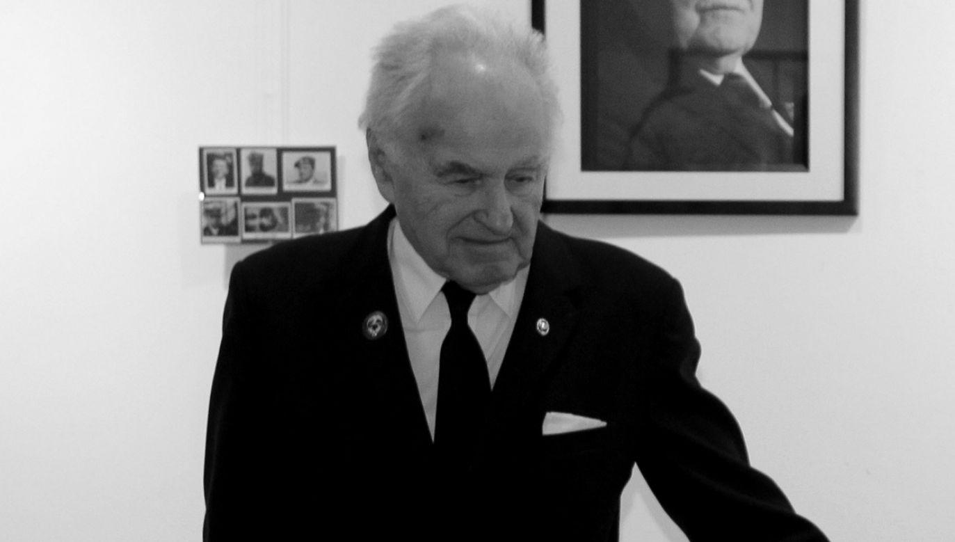 Artur Rynkiewicz zmarł w niedzielę, 15 września (fot. Getty Images/WPA Pool)