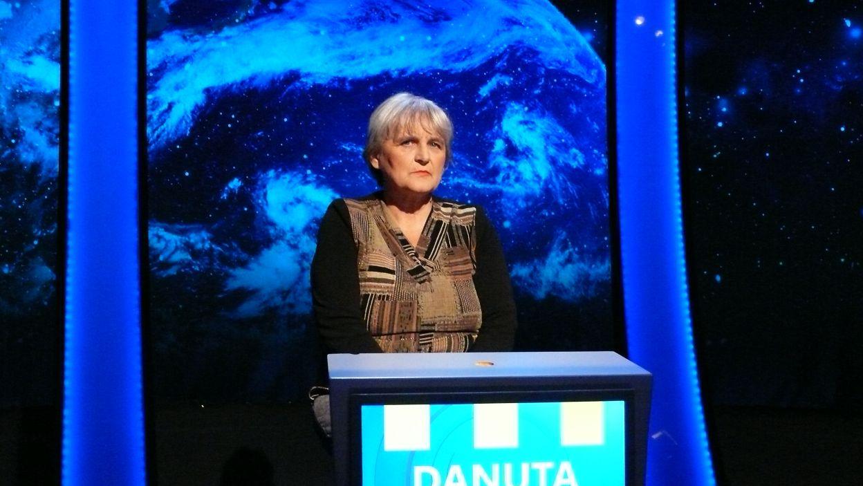 Pani Danuta jest już gotowa do rozgrywki 2 odcinka 109 edycji