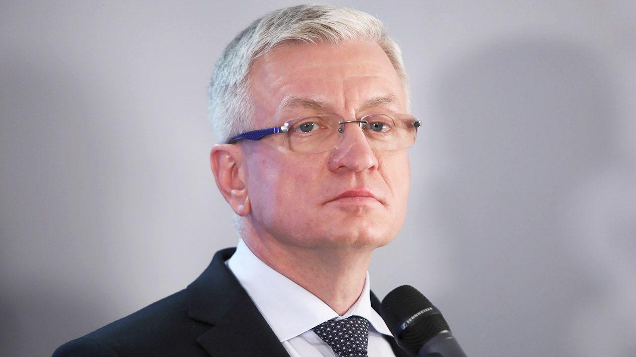Jacek Jaśkowiak nie wyraził jednoznacznego poglądu w kwestii aborcji (fot. PAP/Leszek Szymański)