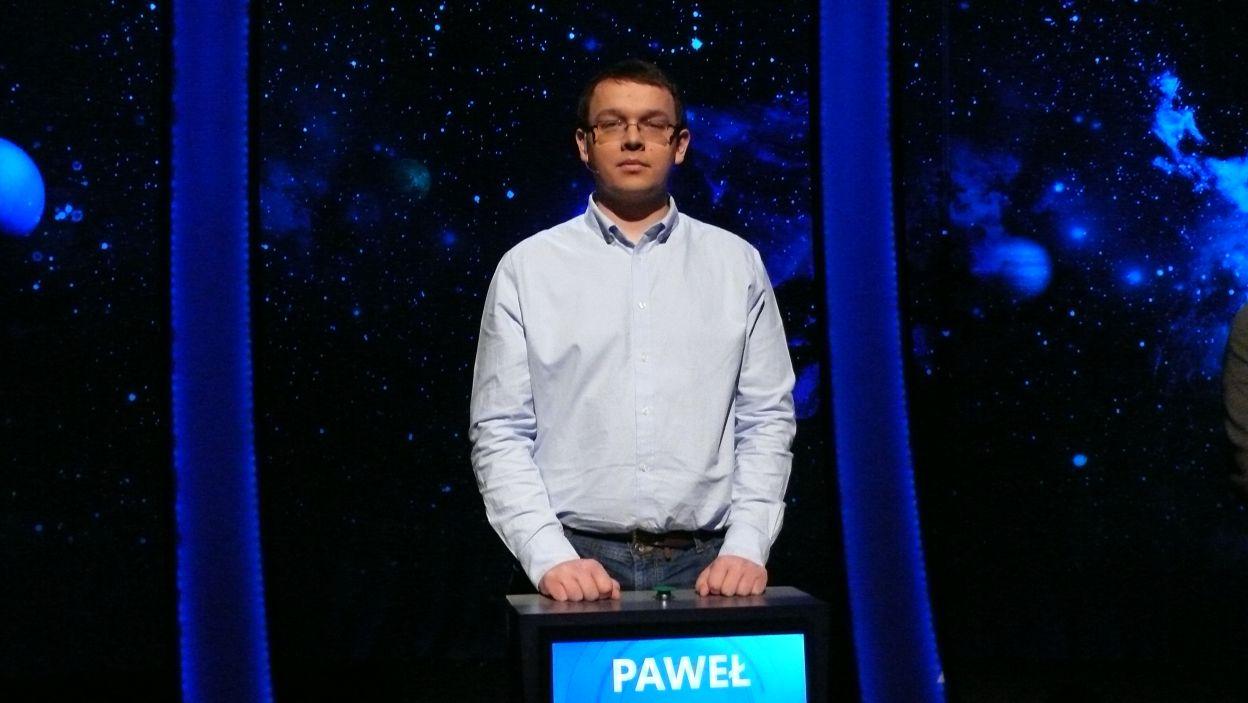 Zwycięzcą 15 odcinka 118 edycji został Pan Paweł Krzewiński