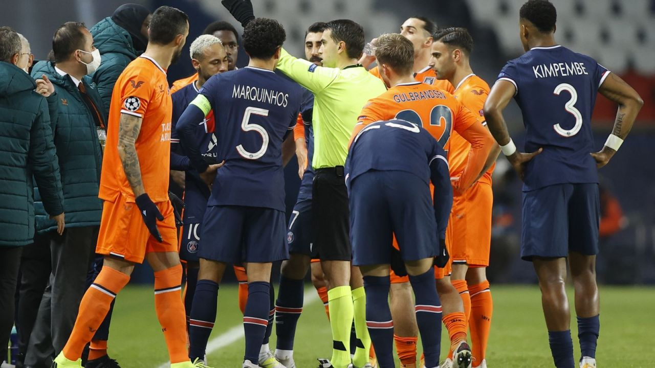 Liga Mistrzów. Paris Saint-Germain dogra mecz z Basaksehir w środę o 18:55 (sport.tvp.pl)