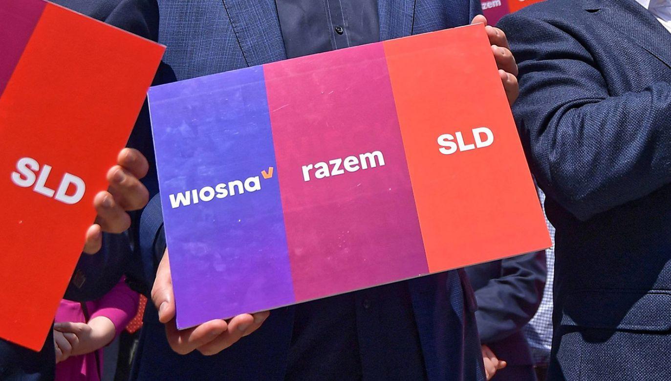 Partia reaguje na wpis b. działaczki (fot. arch.PAP/Marcin Obara)