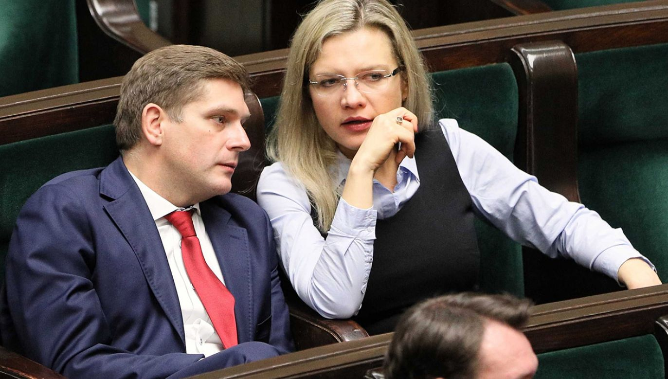 Za wyborem siedmioosobowego składu głosowało 439 posłów, przeciw było 11, nikt nie wstrzymał się od głosu (fot. PAP/Paweł Supernak)