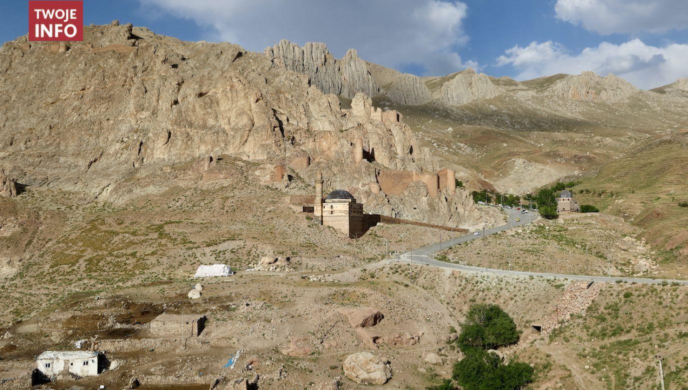 Wejście rozpoczyna się w miasteczku Doğubayazıt (fot. Twoje Info)