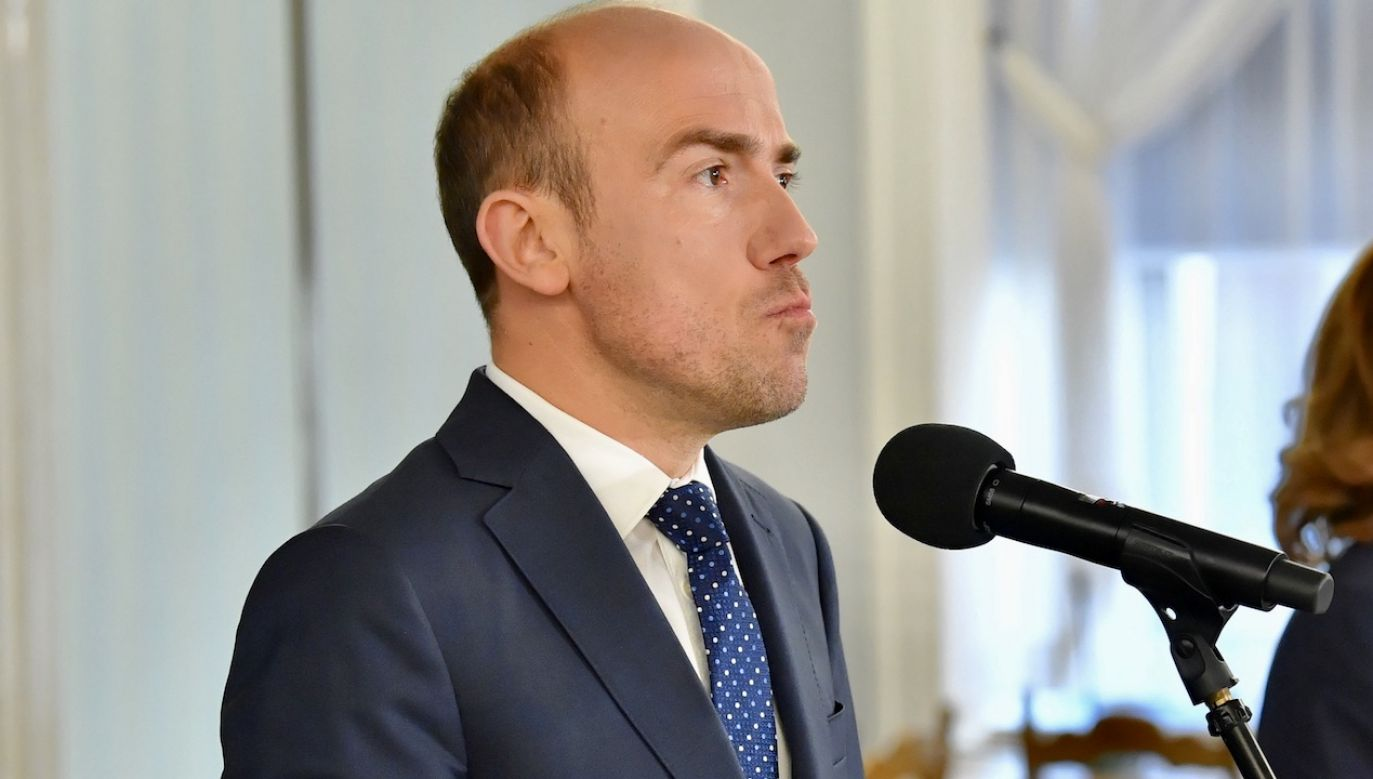 Borys Budka (fot. PAP/Radek Pietruszka)