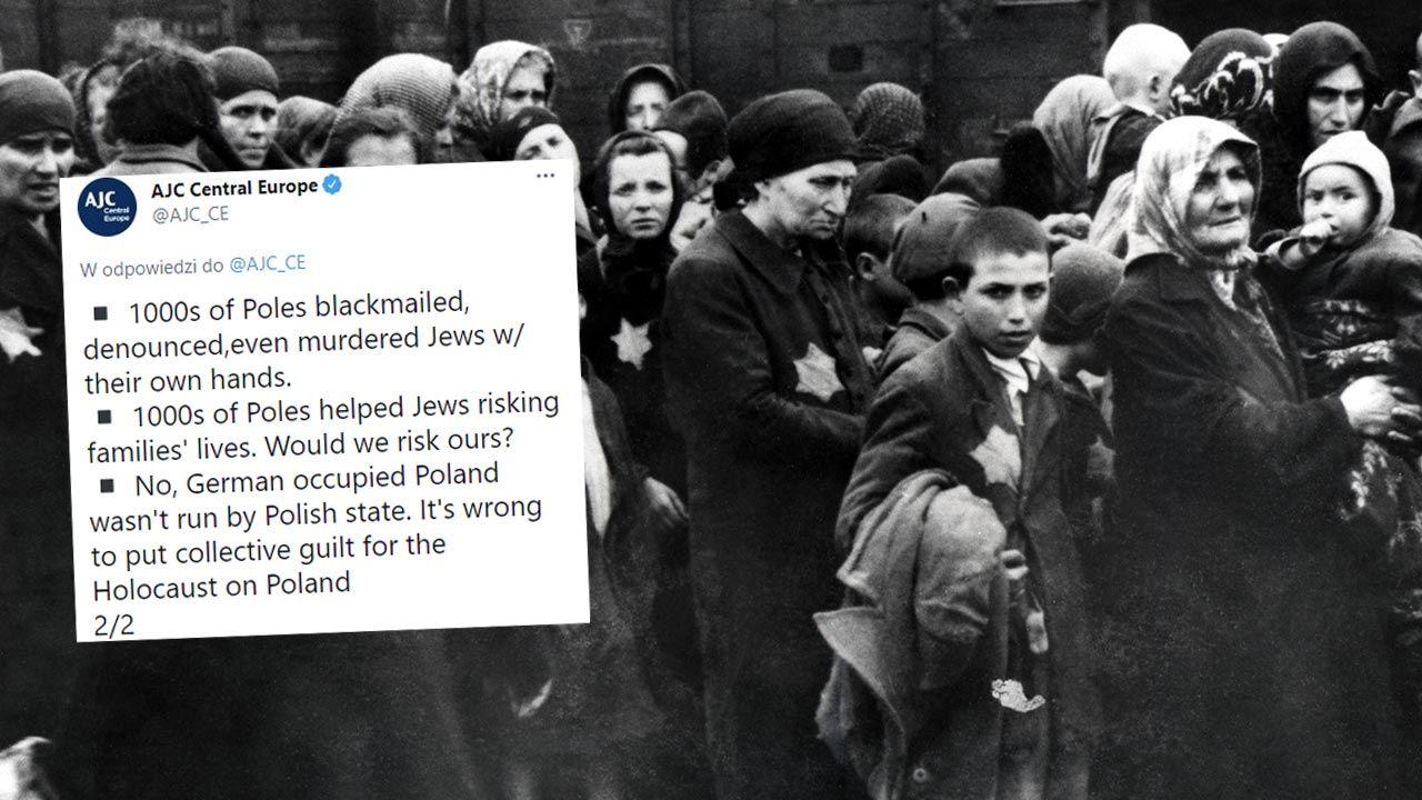 """""""Wypaczanie historii Holokaustu jest godne napiętnowania"""" (fot. Galerie Bilderwelt/Getty Images, zdjęcie ilustracyjne)"""
