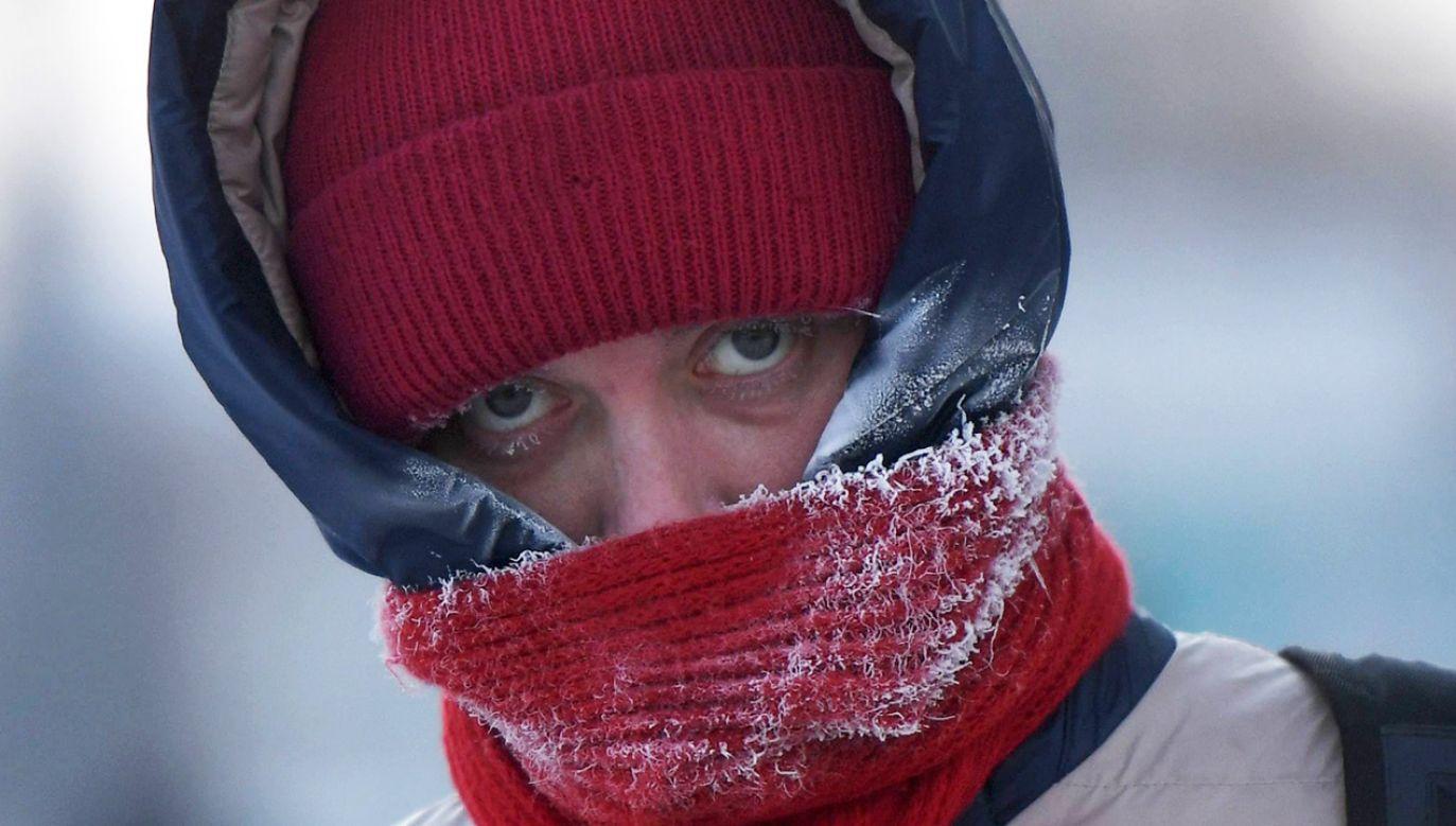 Temperatura może spaść do -17 stopni (fot. arch.PAP/TASS/Kirill Kukhmar)