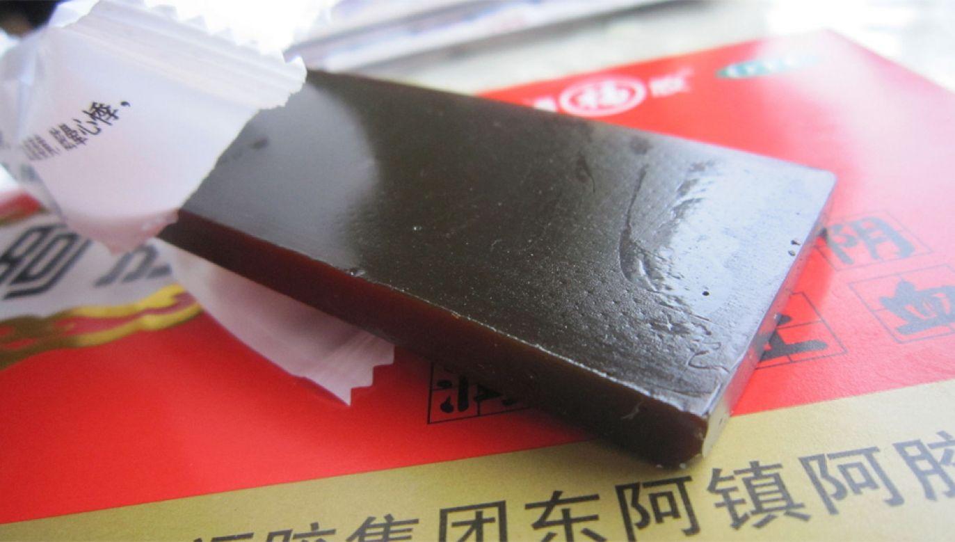 Chińczycy z oślej skóry uzyskują ekstrakt o nazwie ejiao (fot. Wiki 3.0/Deadkid dk)