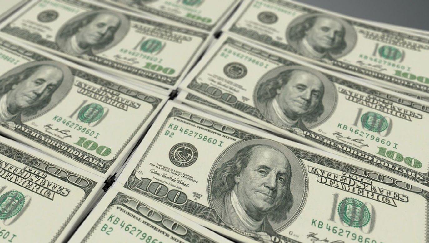 Amerykanin oddał pieniądze, choć nie musiał tego robić (fot. Pixabay/QuinceMedia)