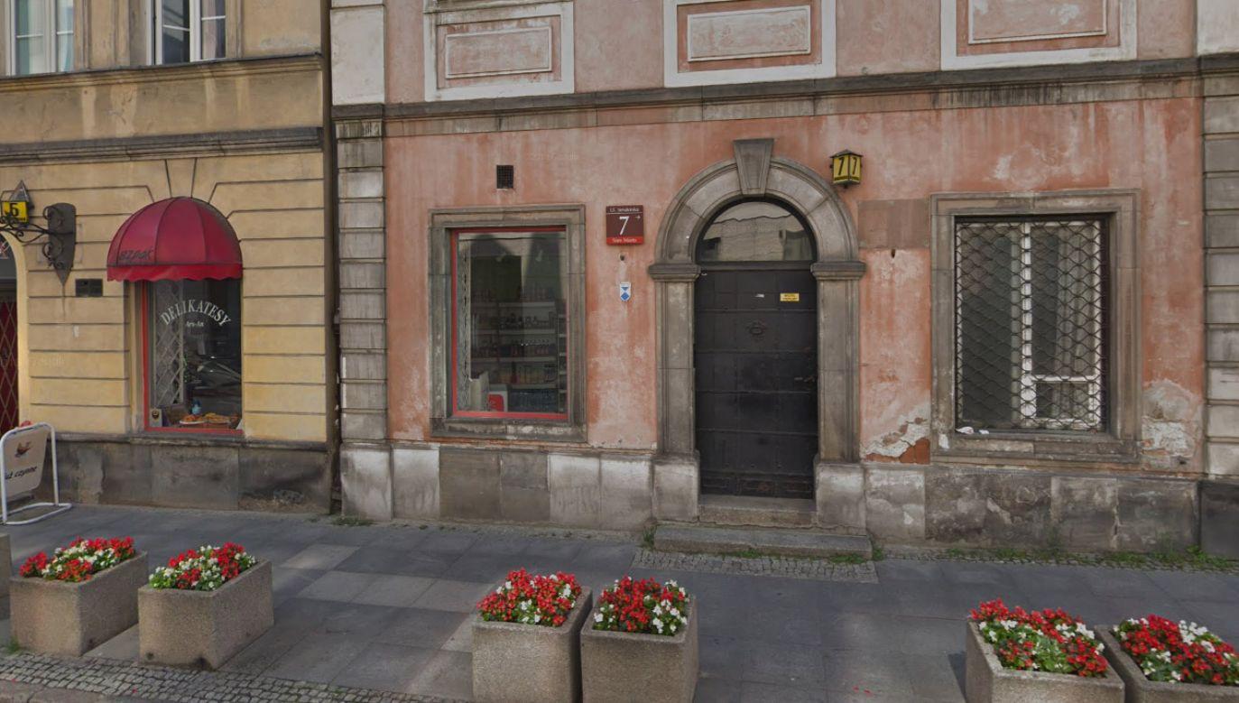 Roszczenia do nieruchomości wartych 9,5 mln zł zostały kupione za 100 tys. zł (fot. Google streetview)