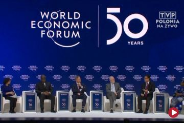 50. Światowe Forum Ekonomiczne w Davos