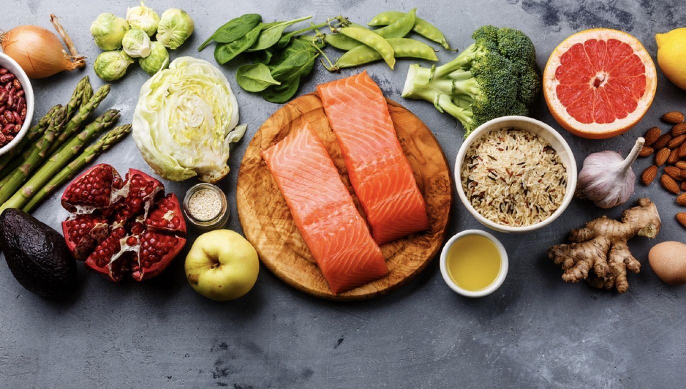 Zdrowa dieta wcale nie musi być nudna (fot. Shutterstock/Natalia Lisovskaya)