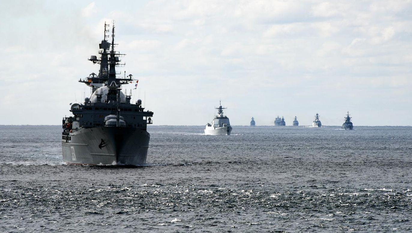 Połączona rosyjsko-chińska operacja wywołała zaniepokojenie w Tokio (fot. Sun Zifa/China News Service via Getty Images)