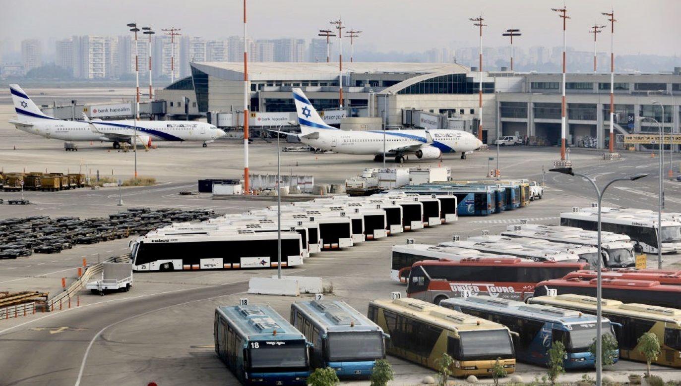 Strajk spowodował odwołanie 17 wylotów z lotniska i 20 przylotów (fot. David Silverman/Getty Images)