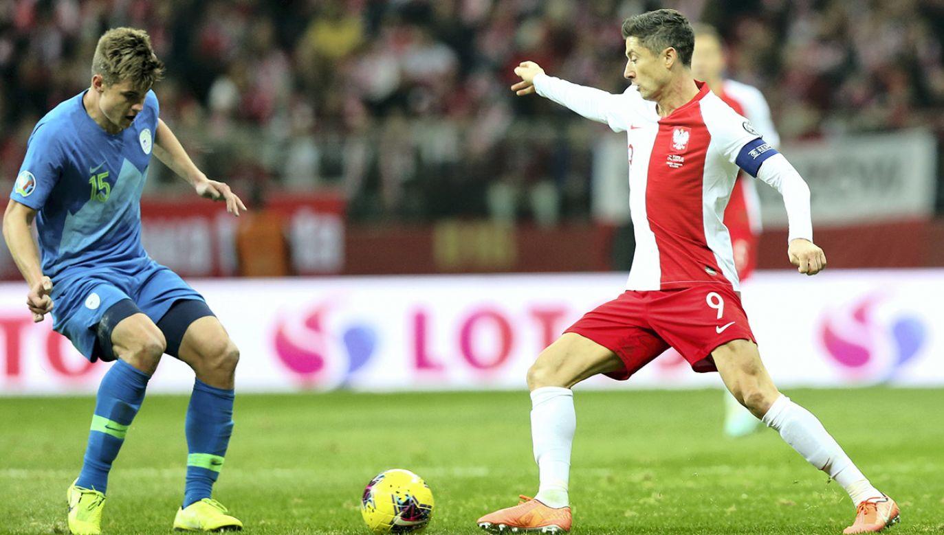 Dla Łukasza Piszczka to 66 i zarazem ostatni występ w narodowych barwach (fot. PAP/Leszek Szymański)