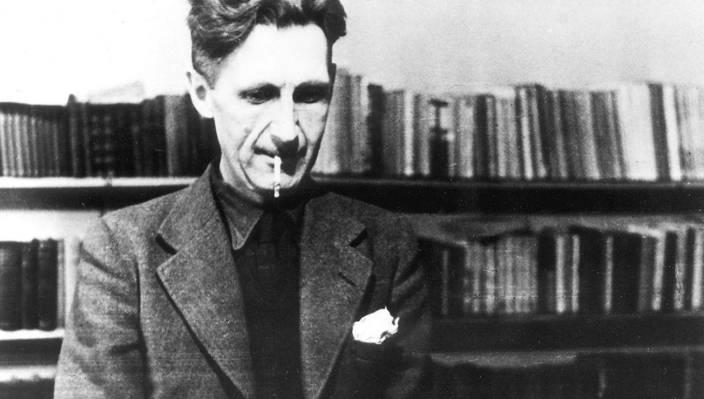 George Orwell (fot. ullstein bild/ullstein bild via Getty Images)