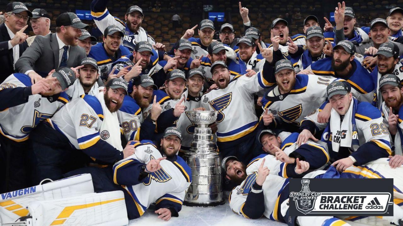 NHL Bracket Challenge, oficjalna liga TVP Sport, wygraj czapkę Pittsburgh Penguins, autograf Patrick Hornqvist, milion dolarów
