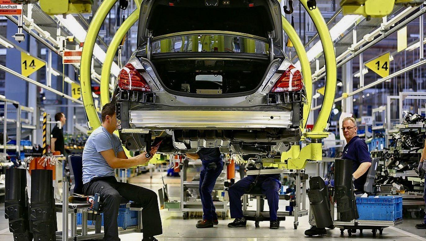 Eksperci PIE wskazali na najnowsze, zaktualizowane prognozy gospodarcze czołowych instytutów niemieckich (fot. Thomas Niedermueller/Getty Images)