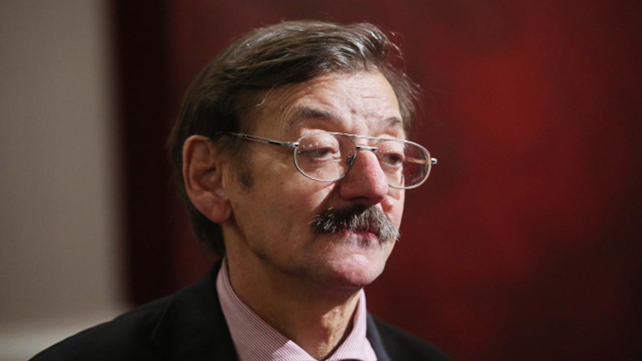 Dr Jerzy Targalski zmarł w wieku 69 lat (fot. PAP/Rafał Guz)
