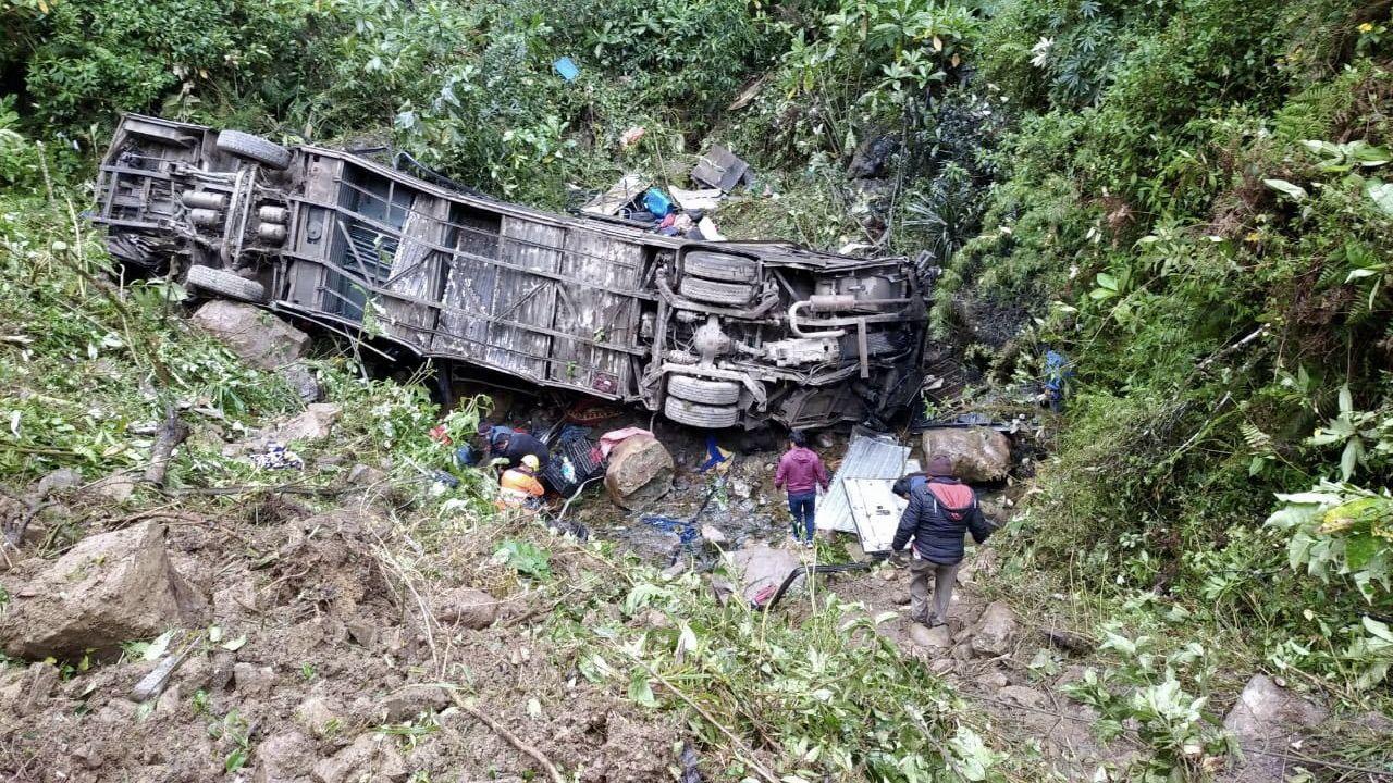 To już kolejny podobny wypadek (fot. PAP/EPA/Geos/Rescue Center)