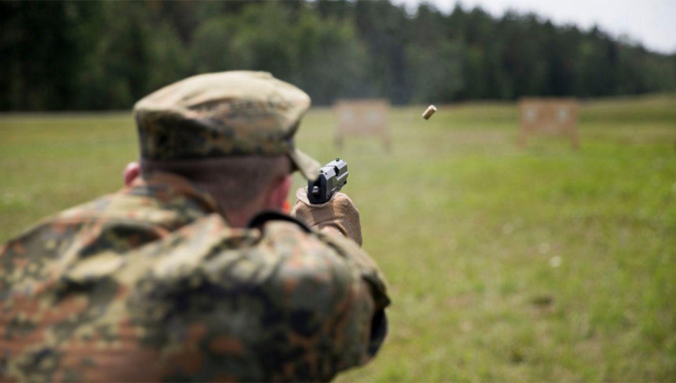 Niemieckiej armii zarzuca się, że w jej szeregach są ekstremiści (fot. Bundeswehr/Torsten Kraatz)