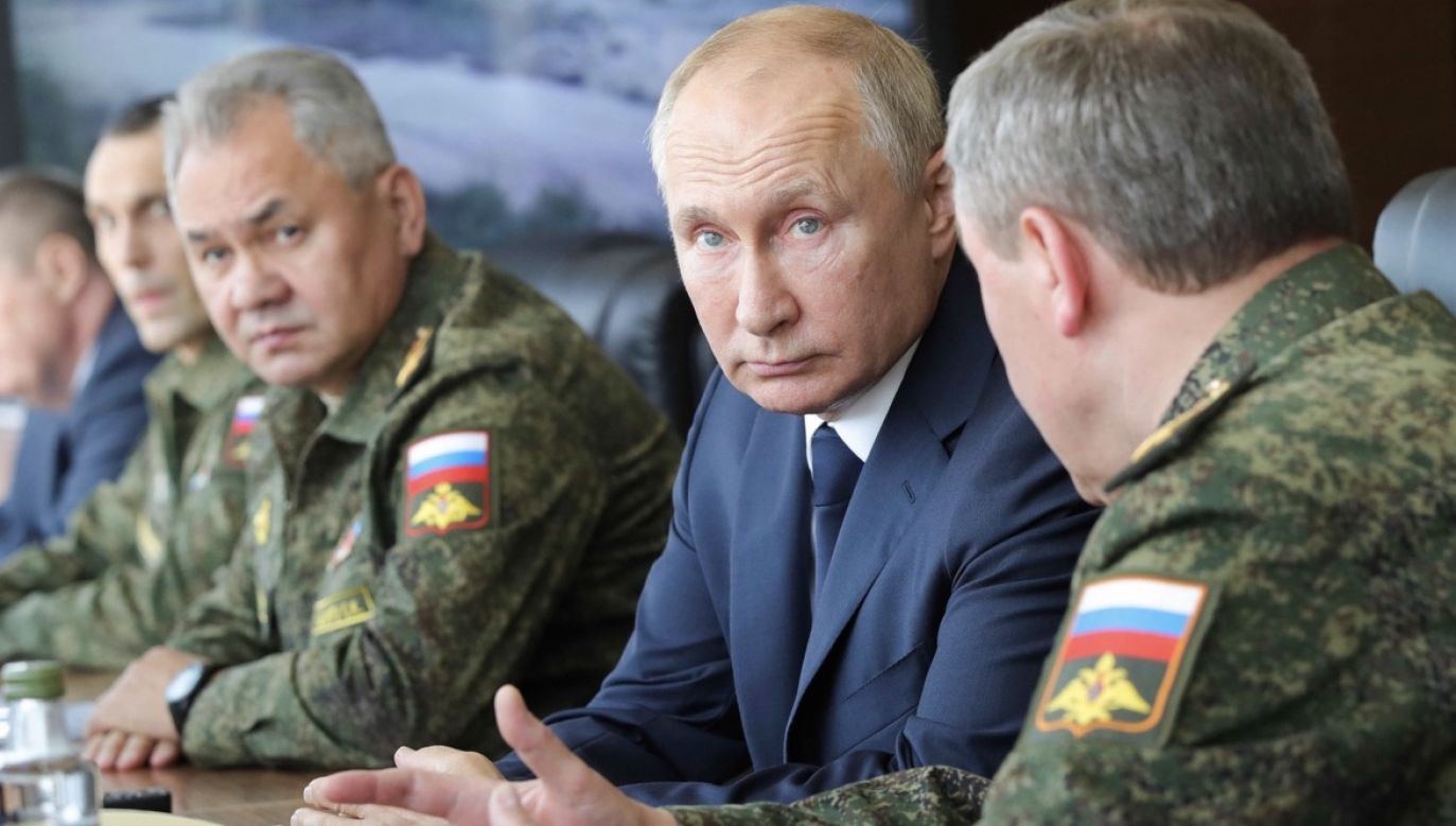 Litwa, Łotwa i Estonia domagają się twardej postawy Zachodu wobec Kremla (fot. PAP/EPA/MICHAIL KLIMENTYEV/SPUTNIK/KREMLIN POOL)