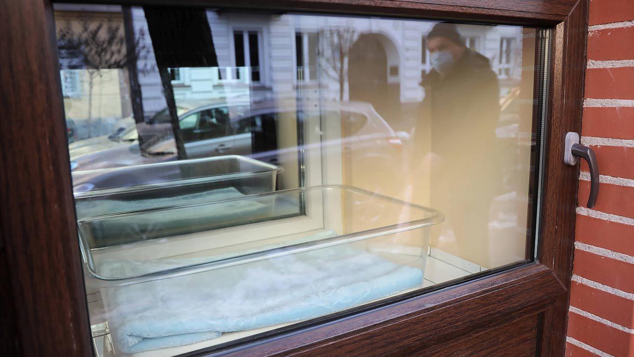 O losie dziecka zdecyduje sąd (fot. PAP/Wojciech Olkuśnik)