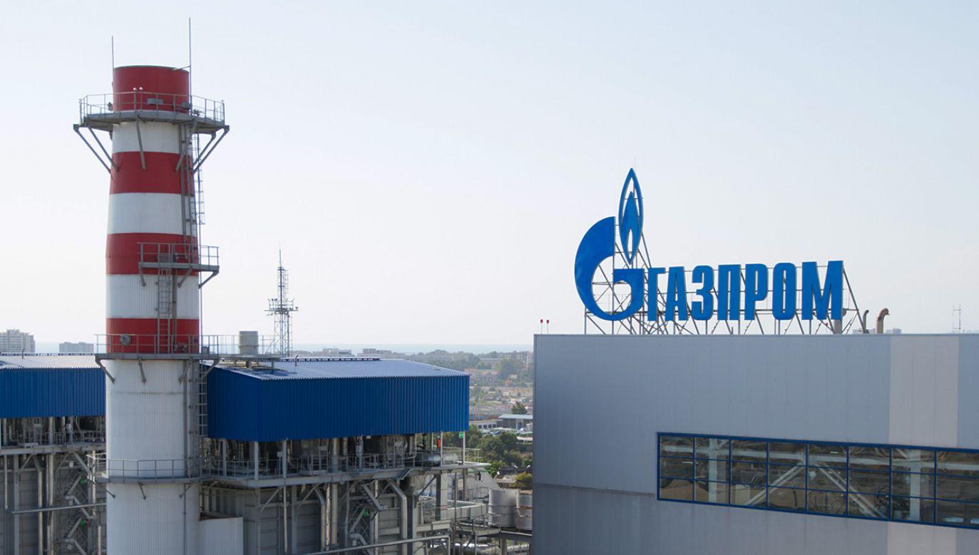 Gazprom może próbować zaskarżyć decyzję sądu (fot. Shutterstock/Merkushev Vasiliy)