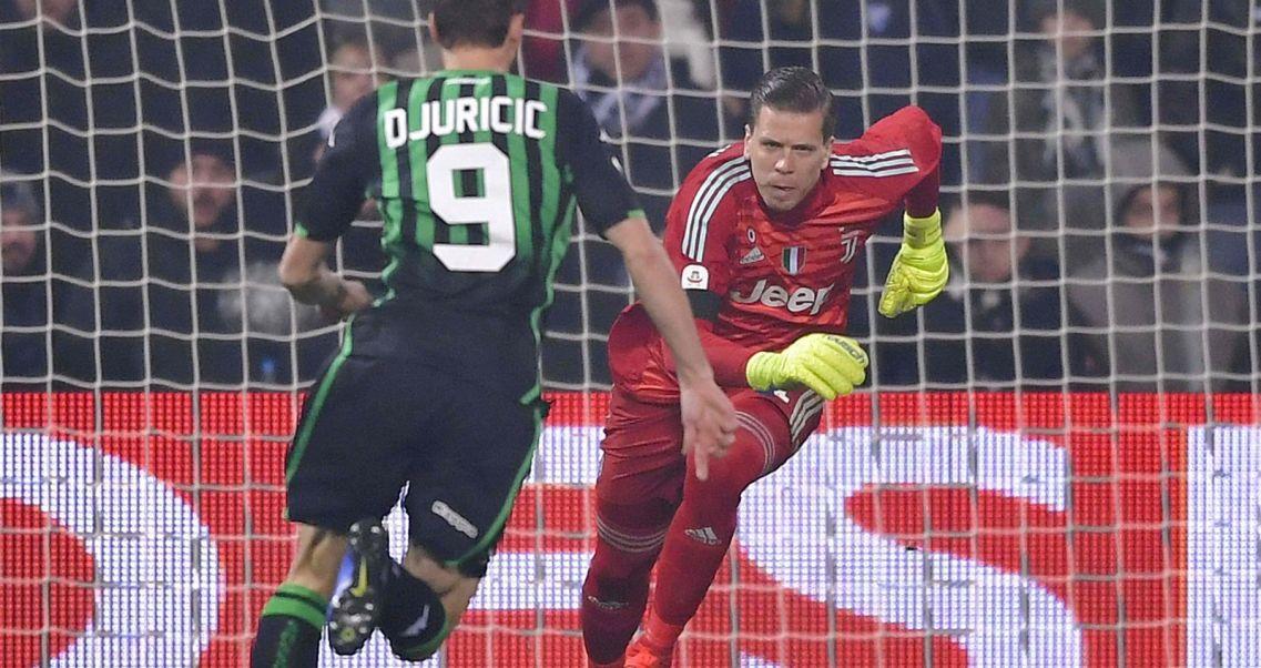 68a1f4ebb Sassuolo – Juventus 0:3. Elektryczny Wojciech Szczęsny [SKRÓT ...