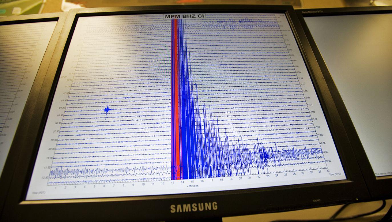 W ocenie Służby Geologicznej Stanów Zjednoczonych (USGS) amplituda wstrząsów była niższa i wynosiła 5,3 (zdjęcie ilustracyjne)(fot. Ted Soqui/Corbis via Getty Images)