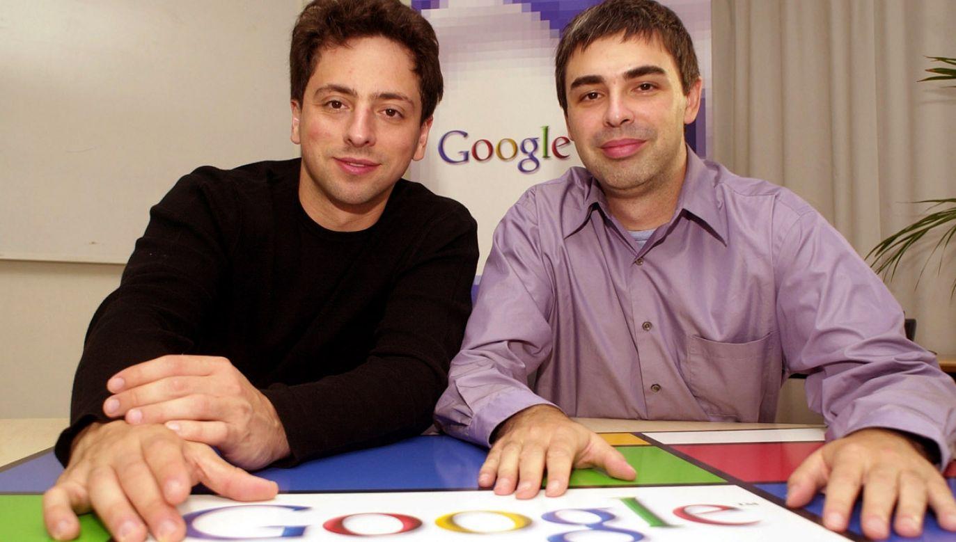 Pracowali ponad 20 lat w Google (fot. JOKER/Martin Magunia/ullstein bild via Getty Images)