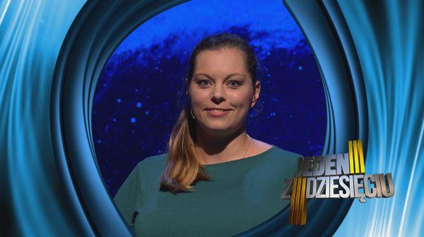 Pani Marta Czarkowska wygrała 1 odcinek 119 edycji