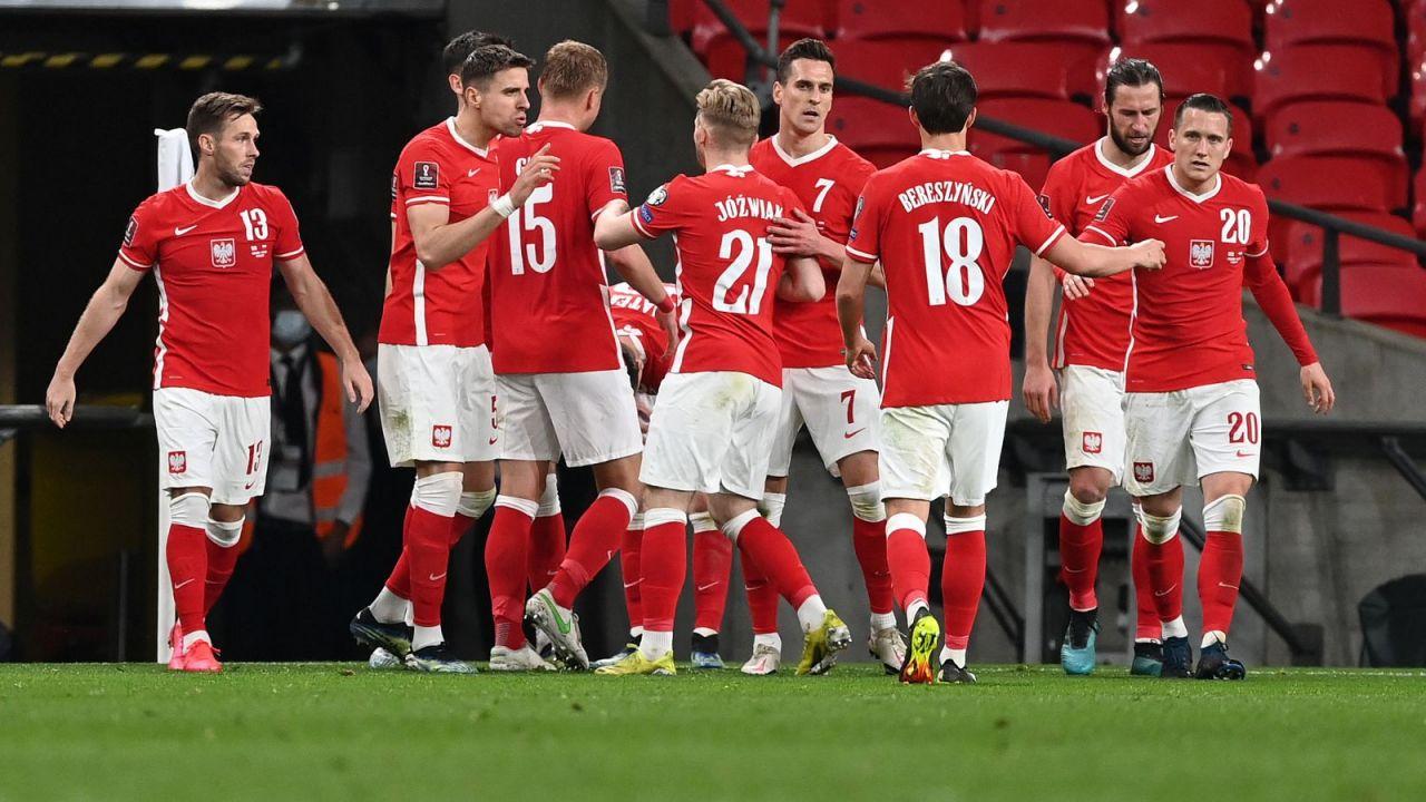 Anglia –  Polska. Porażka na Wembley w eliminacjach MŚ 2022. Relacja (sport.tvp.pl)