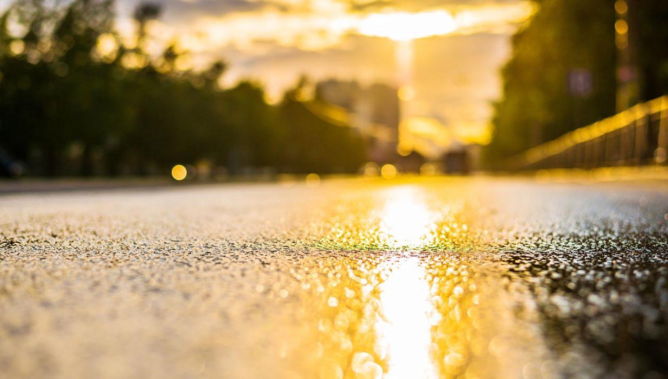 Prognoza na piątkowy wieczór (fot. Shutterstock)