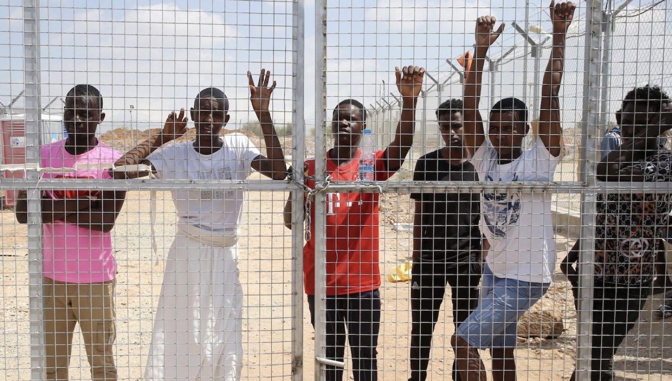 Prezydent będzie mówił m.in. o polityce wobec kryzysu uchodźczego (fot. PAP/EPA/KATIA CHRISTODOULOU)